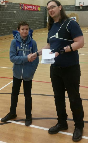 St Nicholas 2016 Junior Winner